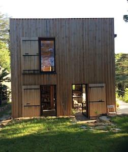 Petite maison en bois dans le Luberon - Apt