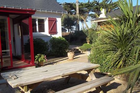 Maison avec jardin à 50 m de la mer - Pénestin - Σπίτι
