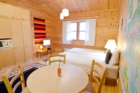 Cozy Studio Apartment in Ylläs - Äkäslompolo - Departamento