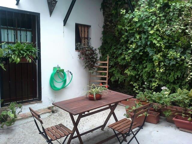 Bonito estudio en pleno centro - Vejer de la Frontera - Wohnung