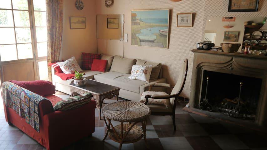 """Maison de vacances - """"Les roses"""""""