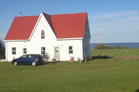 19th-century farmhouse, oceanview - Wellington