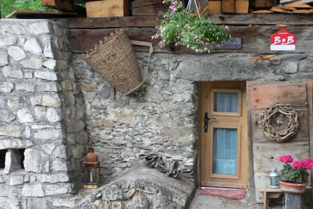 Charming nest in the Alps
