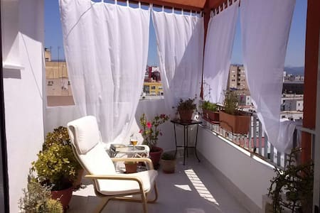 Beautiful room in attic - Palma - Appartement