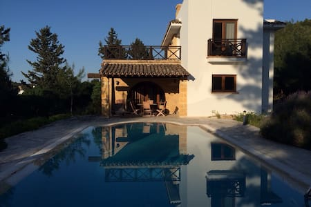 Holiday Villa Rentals North Cyprus - Alsancak