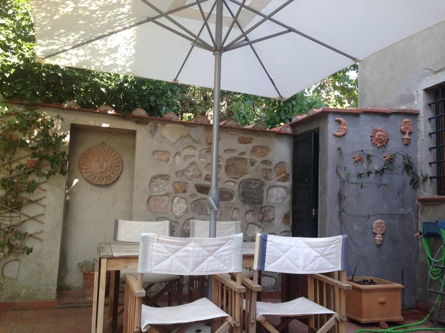 Garden (lunch/dinner zone)