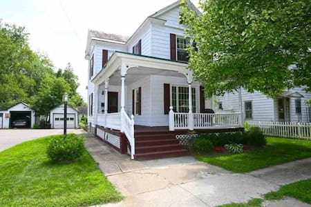 Sweet 3bd Near Saratoga/Lake George - Glens Falls - Haus