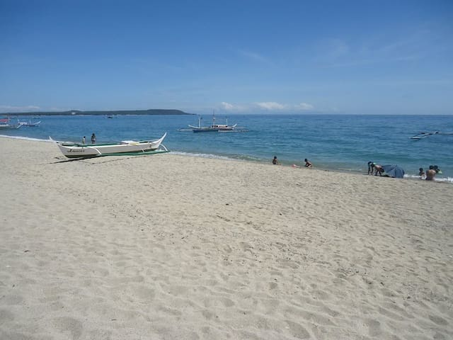 Laiya Beach Transient just few steps to the shore
