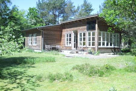 Summerhouse in Asserbo - Frederiksværk - Blockhütte