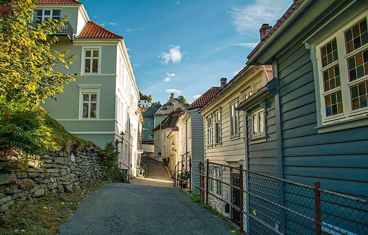 Studio apartment in the very best location - Bergen