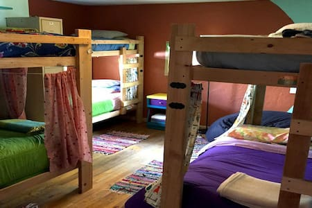 The Wanderlust Hostel - Dorm Bed G4 - Gunnison