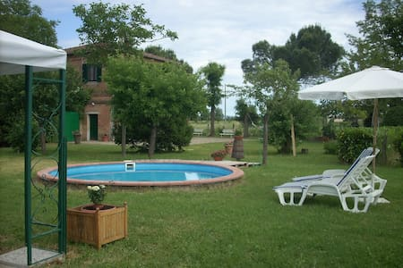 COUNTRY HOUSE IN TUSCANY - Montepulciano stazione - Talo