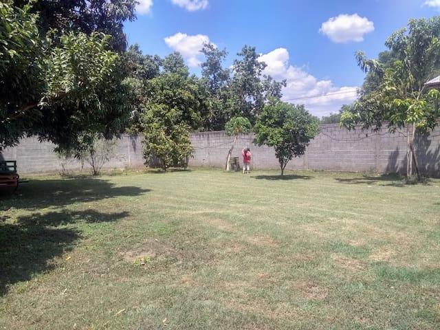 """Área de Camping """"Quinta mi Ney"""""""