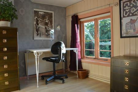 Mooie kamer in herenhuis uit 1900 - Утрехт