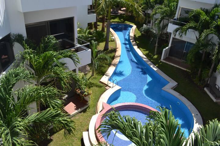 The Private Room - Playacar - Playa del Carmen - Apartment
