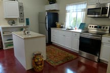 kitchen view!