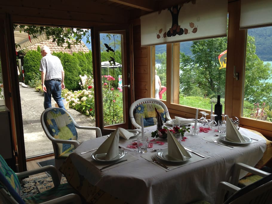 The Conservatory (Chalet Saali Ringgenberg)