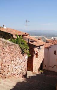 CASA CASTILLO EN CASCO ANTIGUO - Villafamés - Hus