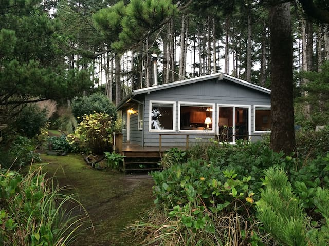 Beautiful Cottage with Ocean Views - Seal Rock - Hus