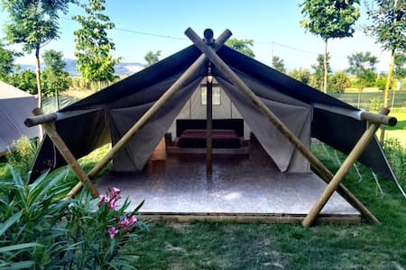 Tuscany Baratti Maxi Lodge Agricamping Tognoni
