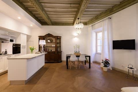 Appartamento Palazzo Casini Piccolomini