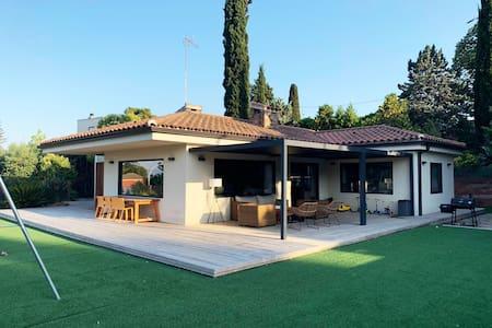 Wonderful house in Bellaterra, Barcelona Area