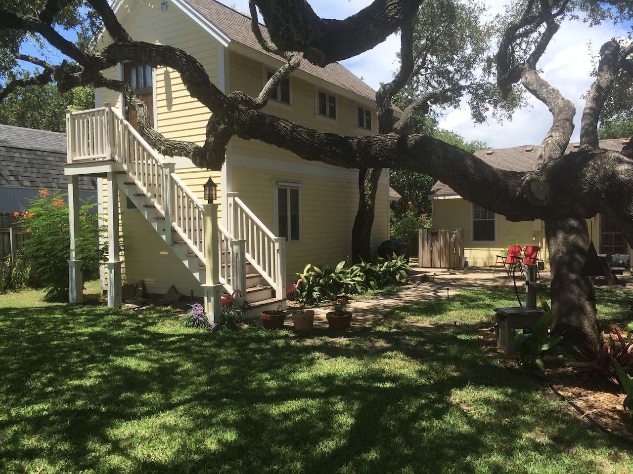 tree house rockport update utilities are on vacation