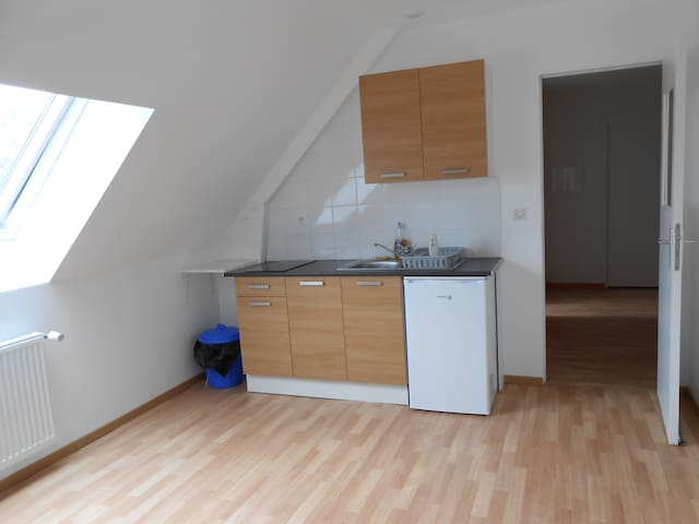 Logement privatif à Bruz (Phone number hidden by Airbnb) km de Rennes)