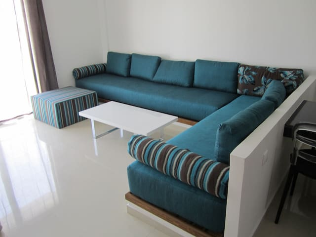 Furnished Apart near CasaShore (A1) - Casablanca - Appartement