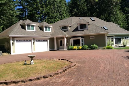 Private entry master with bath - Gig Harbor