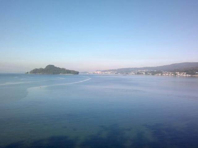 PISO RIAS BAIXAS FRENTE AL MAR - Poio