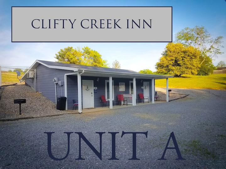 Clifty Creek Inn - UNIT A