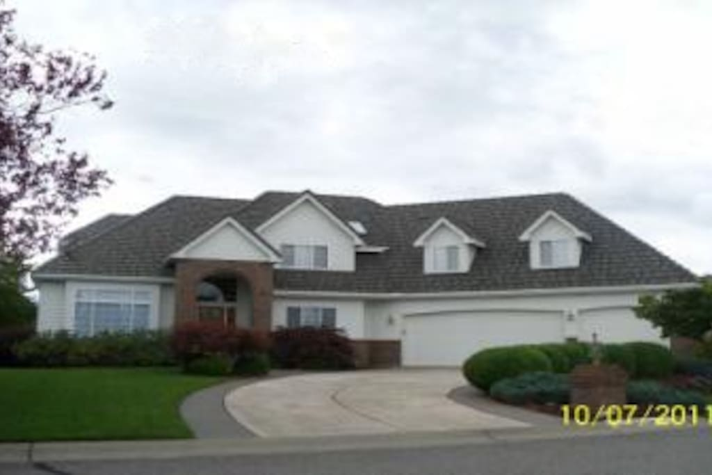Lovely home and beautifully manicured landscaping.  Active  neighborhood and friendly neighbors.