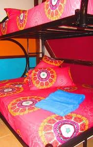 B&B Oasis Colibri - Beautiful room for 2-3 pax. - Mompiche - Bed & Breakfast