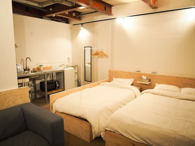 ✩Cozy room + Home Wi-Fi✩Close to Shinjuku✩#1C
