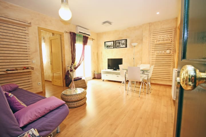 YOUR HOME IN THE HEART OF MADRID