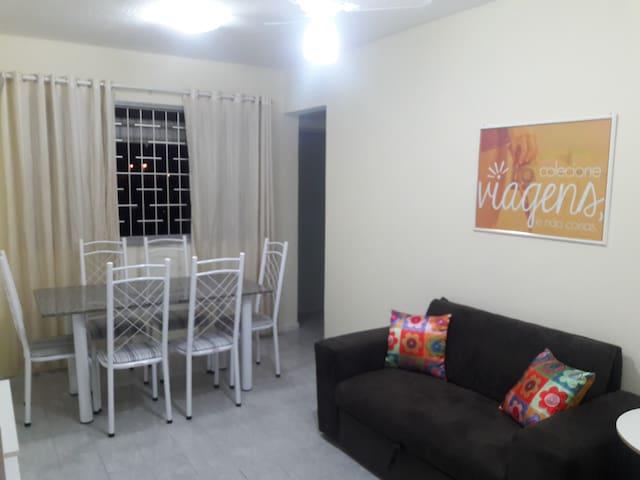 Apartamento 02 quartos na Atalaia - Aracaju - Appartement