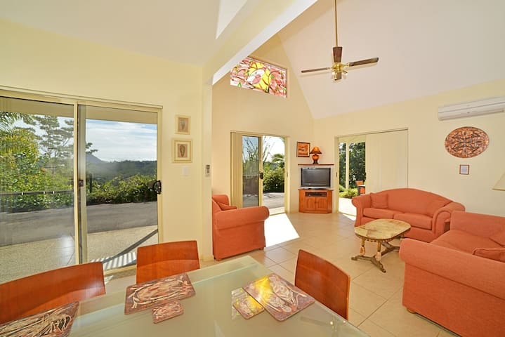 CooroyCountryCottages-Cooroora Ctg - Black Mountain, Cooroy - 獨棟