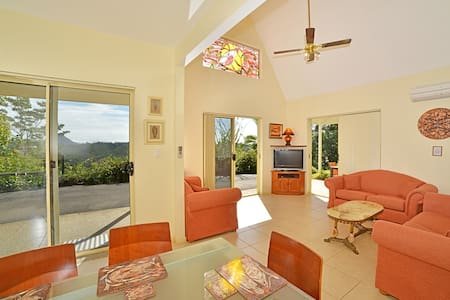 CooroyCountryCottages-Cooroora Ctg - Black Mountain, Cooroy