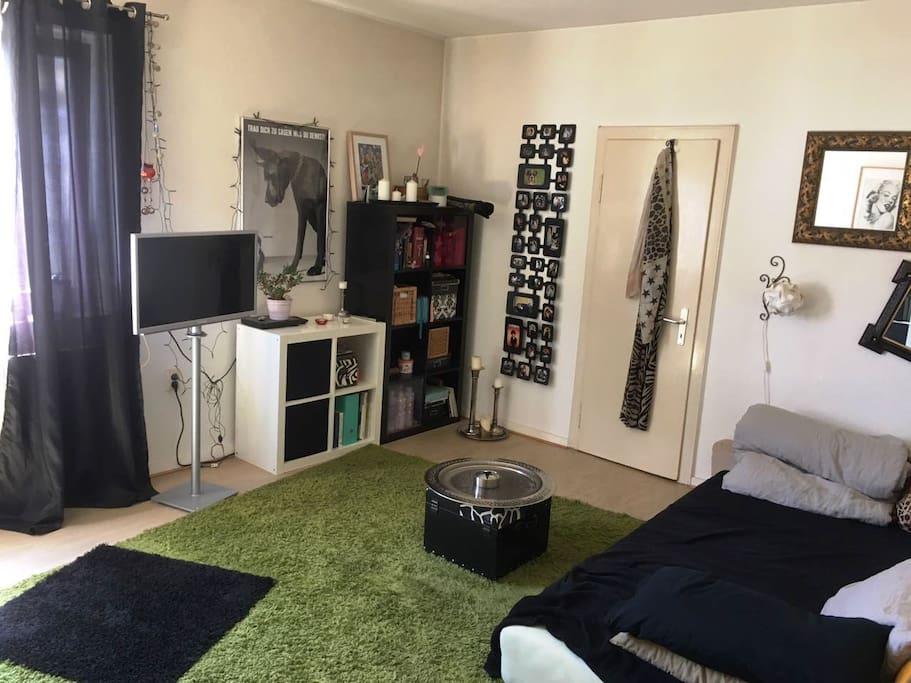 optionales Wohnzimmer