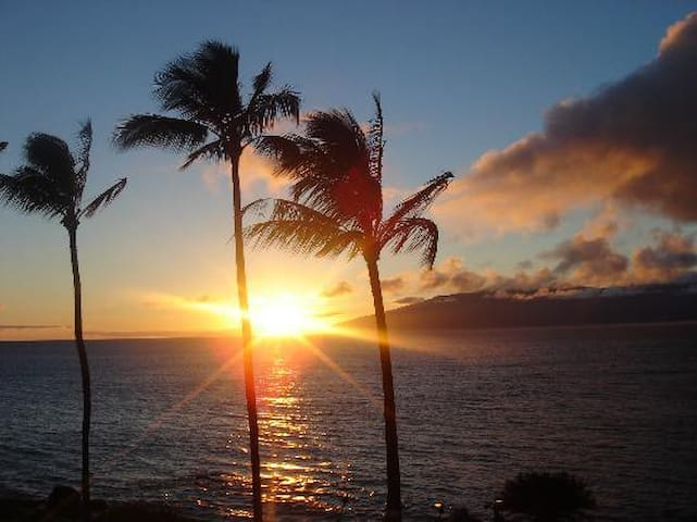180* OCEANFRONT VIEW! REMODEL+LOCATION+POOL+CLEAN - Lahaina - Lyxvåning