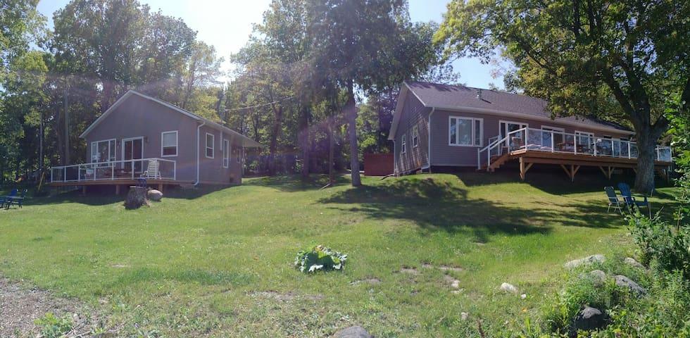 Thompson Cottages - Cottage #1 & #2