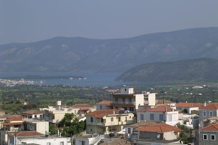 Ενοικίαση θερινής κατοικίας - Kranidi - Huvila