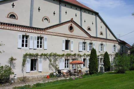 Maison Comtoise Haut Doubs. - Bians-les-Usiers - Rumah