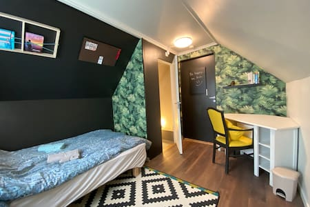 Micro apartment just 3mins walk from train station