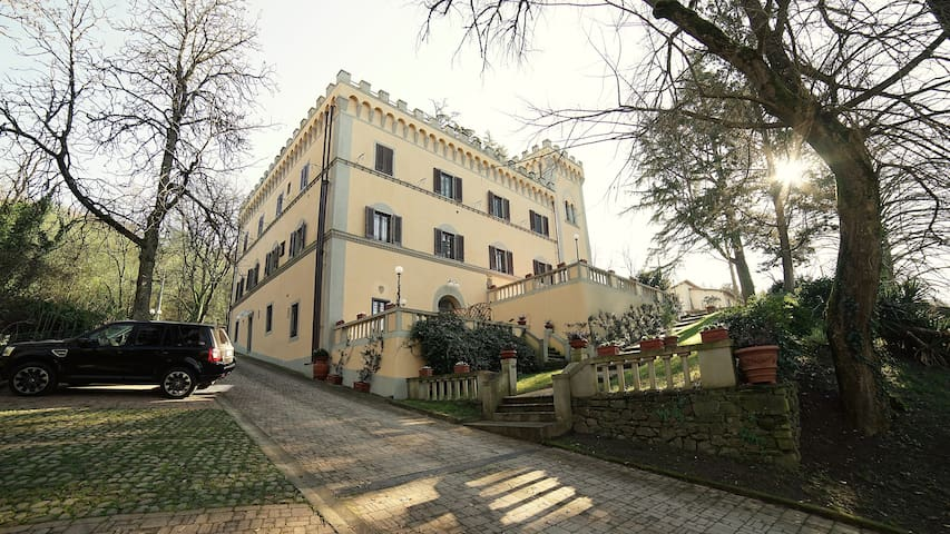 Chianti - Apartment Ivy in Villa, swimming pool - Impruneta - Apartamento