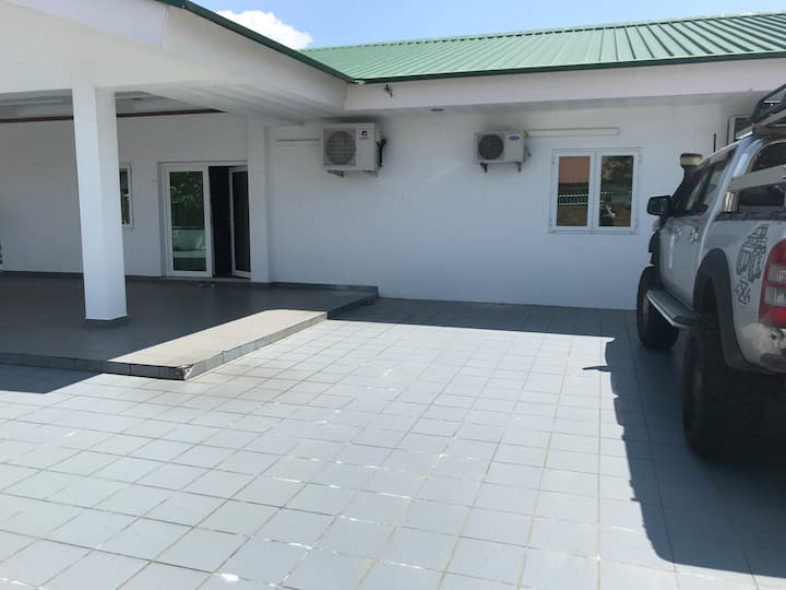 4 Bedroom Bungalow near Kuala Belait Town