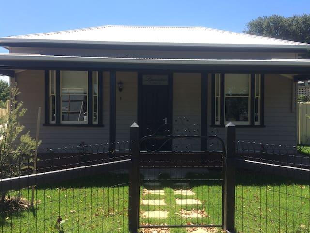 Lauriston Cottage  Kyneton's Secret - Kyneton - Casa