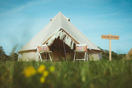 Luxury 5m Bell Tent - East Grinstead - Палатка