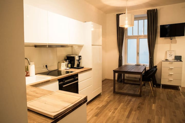 Petit bel apartment